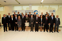 Vitalie Marinuta Attends South-Eastern Europe Defense Ministerial Meeting