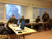 "Moldovan Servicemembers Attend ""Logistics 2014"