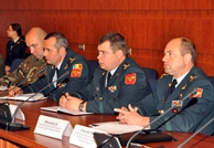 International Experts Asses Integrity in Defense and Security Sector