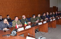 Defense Attachés Accredited to Republic of Moldova Meet at the Ministry of Defense