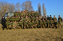Moldovan-American Training in Balti