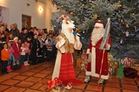 Winter Holiday Show for National Army Military and Civil Staff's Children