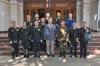 Postgraduate Course on Strategic and Tactical Command– Premiere for National Army