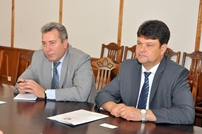 Moldovan-Belarus Cooperation Discussed at Ministry of Defense