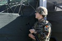 Partners, here and at home: N.C. Guard and Moldova train and serve in Kosovo