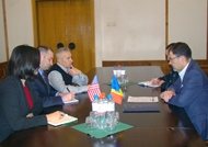 GPOI Program Discussed at Ministry of Defense