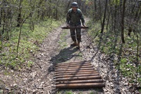 Demining Missions Carried Out by Military Engineers in 2016