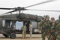 KFOR-6 Contingent Carries Out Missions in Area of Responsibility
