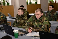Information Security Specialization Course Takes Place in the Communications Battalion