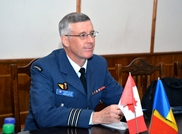 Canadian Military Attaché Visits Ministry of Defense