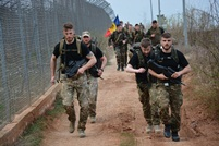 "Infantrymen from KFOR-VI Contingent Participate in ""Shark Feniks Games"" in Kosovo"