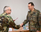 Ammunition Transportation Course Ends at Ministry of Defense