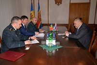 Moldovan-Slovak Dialogue at Ministry of Defense