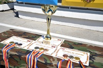 """Moldova"" Brigade Service Members – the Best at Athletics Championship"