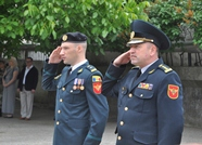 Two National Army Units Celebrate Their 25th Anniversaries