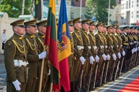 National Army Commander Pays a Visit to Lithuania