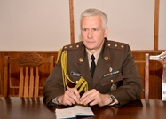 Latvian Military Attaché in the Republic of Moldova Ends His Mandate