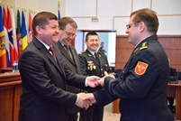 National Army Medical Staff Congratulated on Professional Day