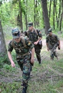 Military Topography Course Organized in the National Army