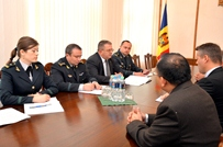 Meetings with NATO Experts at the Ministry of Defense