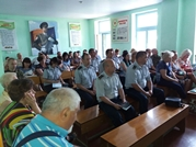 Anti-corruption Training in Balti Garrison
