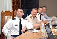 Military Attaches Meet in Chisinau