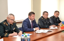 Moldovan-Romanian Cooperation Discussed at the Ministry of Defense