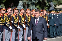 Start for Activities Dedicated to the National Army Day