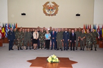 Graduates of the Ammunition Visual Inspection Course Receive Diplomas at the Ministry of Defense