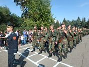 Over 600 Soldiers Take the Military Oath