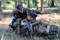 "Military Students Participate in ""Cambrian Patrol"" Exercise in United Kingdom for the First Time"