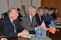 US Congress Delegation at Ministry of Defense
