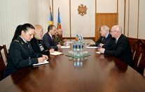 The OSCE Projects in the Republic of Moldova Discussed at the Ministry of Defense