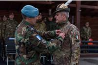Transfer of Authority in KFOR Mission from Kosovo