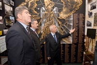 Chernobyl Disaster Evoked in a Thematic Exhibition