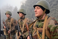 National Army Starts Military Training Year 2018