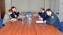 NATO Experts in the Republic of Moldova