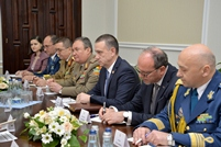 Republic of Moldova and Romania to Strengthen Military Cooperation