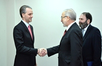 Republic of Moldova and Georgia to Strengthen Defense Cooperation