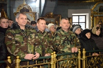 The National Army Commemorates the Heroes of the Independence