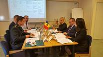 Moldovan-Swedish Defense Consultations in Stockholm