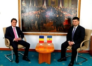 The Joint Moldovan-Romanian Committee Meets in Bucharest