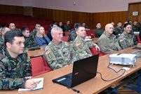 Strategic Planning to the Attention of National Army Commanding Corps