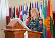 Ambassadors Accredited to Chisinau Convene at the Ministry of Defense for the First Time