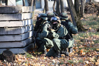 Special Operations Troops Hold Antiterrorism Exercise