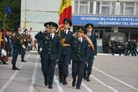 Alexandru cel Bun Military Academy of the Armed Forces