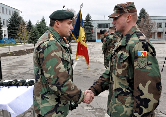 Forces armées moldaves Image-01