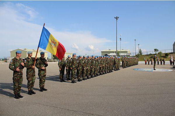 KFOR -7 a început misiunea de menținere a păcii în Kosovo
